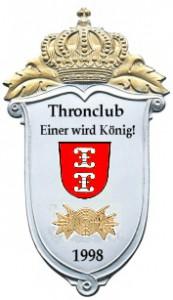 Wappen Einer wird König